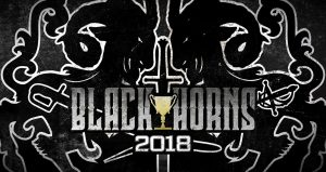 Black Horns Cup